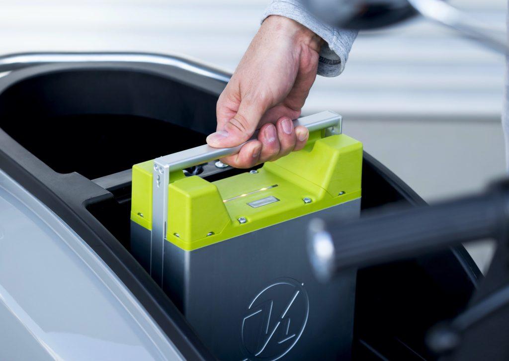 Kumpan Electric Batterien