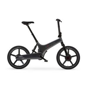 Gocycle G3+ Gunmetal Grey