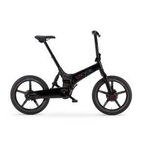 Gocycle G4i+ gloss black