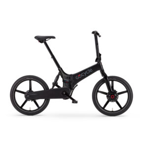 Gocycle G4i matte black